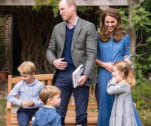 family, prince william, and princess charlotte image