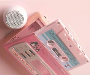 kawaii, pink, and soft image
