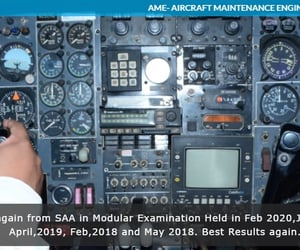 education, aviation courses, and ame college image