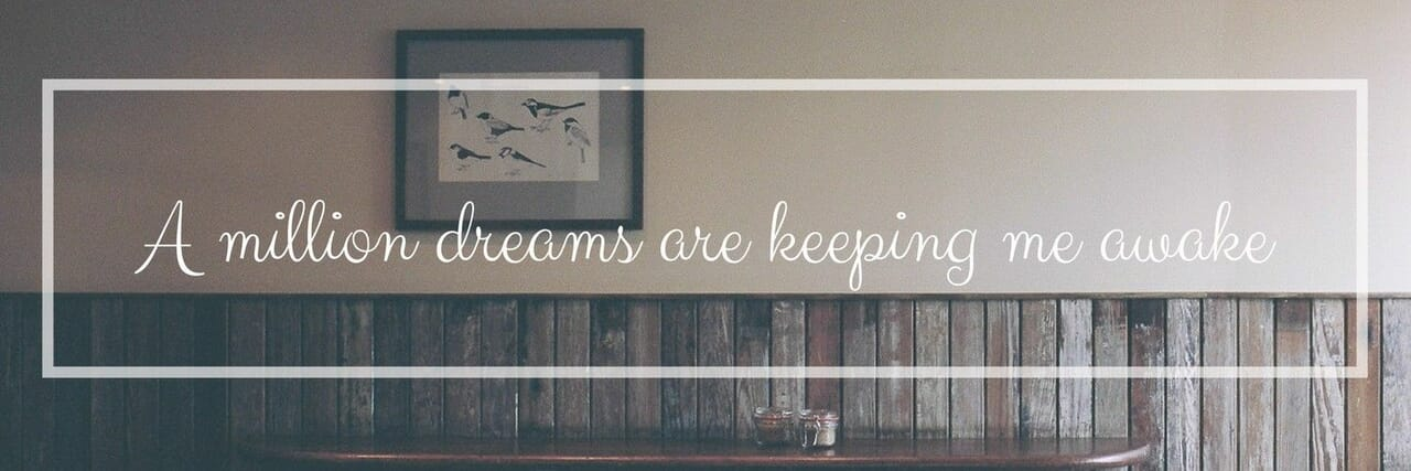 dreaming, happiness, and psychology image