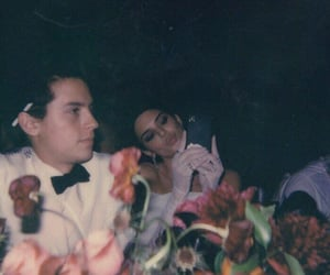 kendall jenner and cole sprouse image