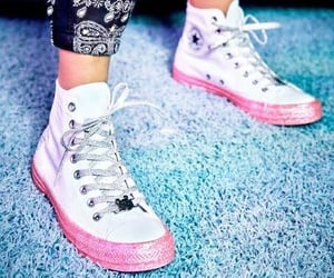 beauty, casual, and converse image