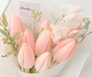 flowers, soft, and aesthetic image