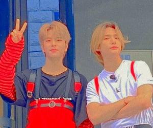 Seungmin and Hyunjin-Straykids