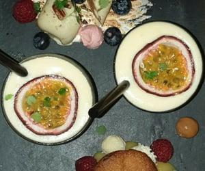 dessert, chocolade, and pornstar martini image