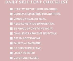 inspiration, motivation, and self love image