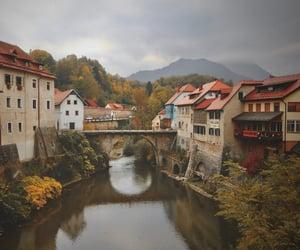 autumn, europe, and fall image