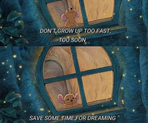 Dream, winnie the pooh, and Adult image