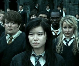 harry potter, hp, and katie leung image