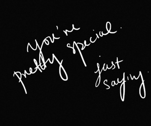 quotes, special, and pretty image