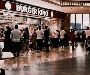 beauty, burger king, and photography image