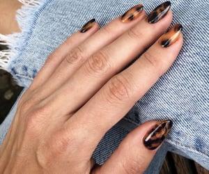 nails, fashion, and nail art image