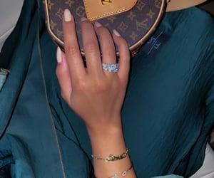 bag, bracelet, and classy image