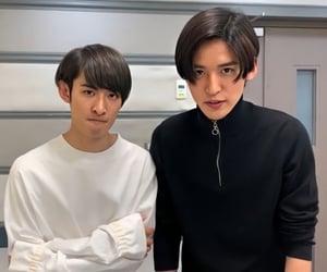 japanese boy, snow man, and johnnys image