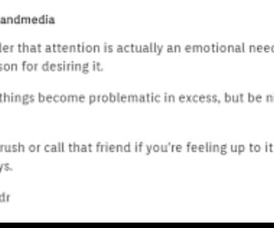 attention, emotional, and feed image