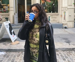 fashion, tumblr, and girls image