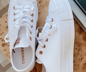 converse, chic, and fashion image