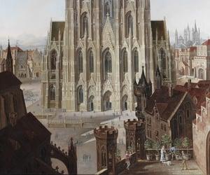 Kölner Dom Idealansicht,1839