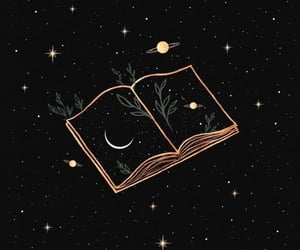 black, book, and background image