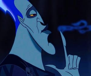 hercules, disney, and villain image