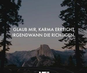 deutsch, karma, and irgendwann image