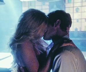 couple, kiss, and nate archibald image