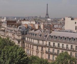 paris, architecture, and france image