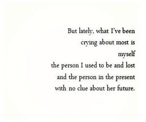 quotes, sad, and future image