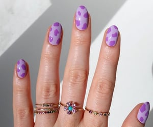aesthetic, manicure, and nail art image