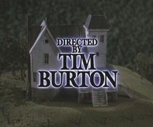 tim burton, grunge, and movies image
