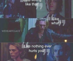 jace herondale and shadowhunters image