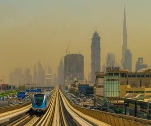 Dubai, emirates, and nikon image