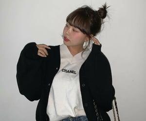 chanel, fashion, and kfashion image