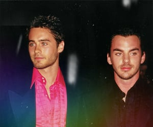 30 seconds to mars, 30stm, and brothers image