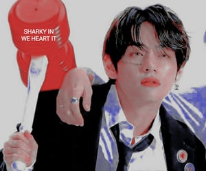 tae, tae themes, and bts image