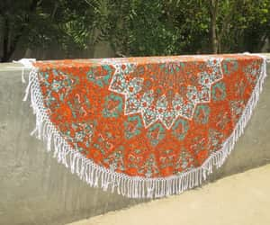 etsy, tablecloth, and beach blanket image