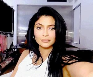 fashion, kylie jenner hair, and gif image