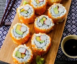 california, japan, and sauce image