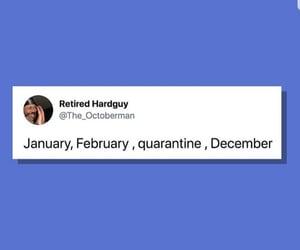 2020 and quarantine image