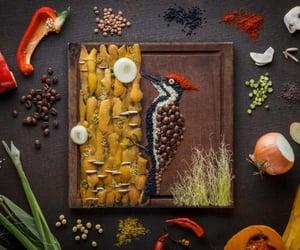 art, food art ideas, and artwork image