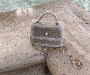 beige, handbag, and luxury image