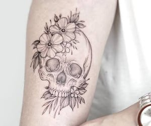 arm, black, and branco image