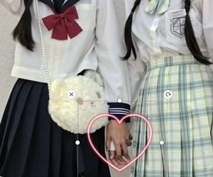 girl, cute, and kawaii image