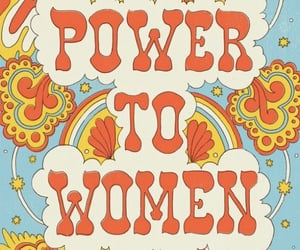 70s, empowerment, and feminism image