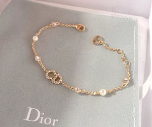 accessories, bracelet, and Christian Dior image