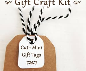 christmas, eco friendly, and gifts image