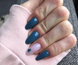 nail art, cute nails, and nails image