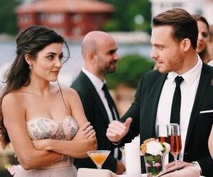 hande erçel, sen çal kapımı, and serkan bolat image