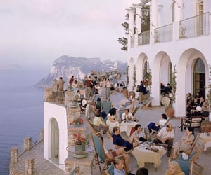capri, aesthetic, and italy image