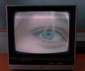 90s, aesthetic, and david lynch image